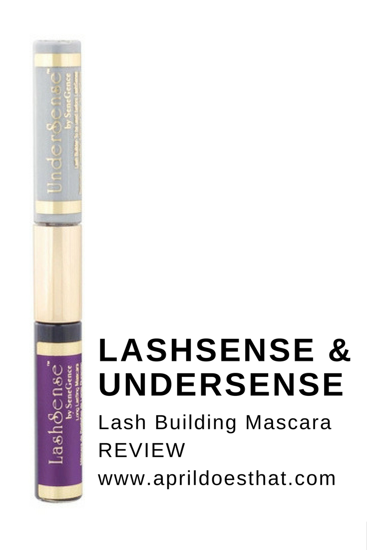 Senegence LashSense and UnderSense Review
