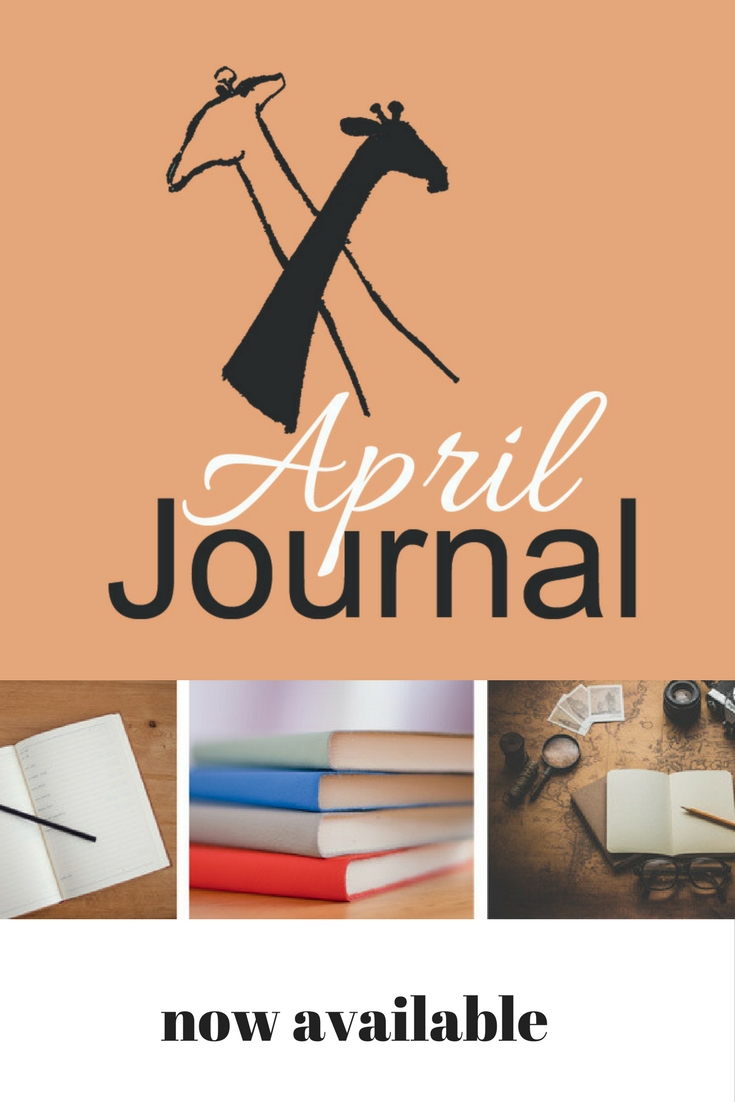 April Journals are Here!