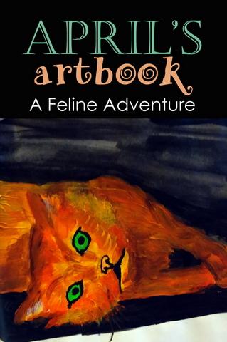 April's Artbook: CATS