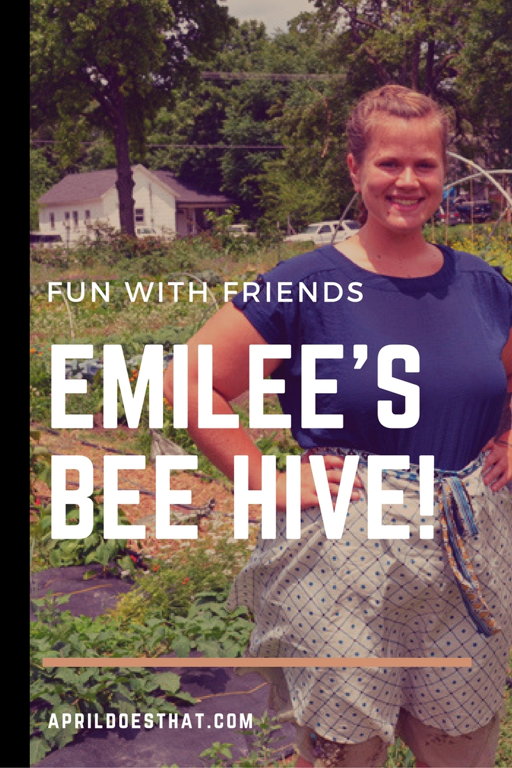 Fun with Friends : Emilee's Bee hive