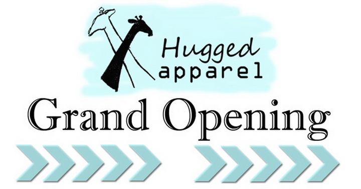 Hugged Apparel Has Launched