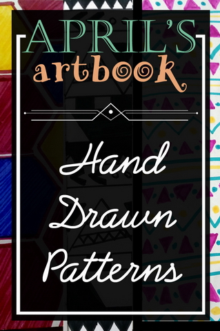 April's Artbook: Hand Drawn Patterns